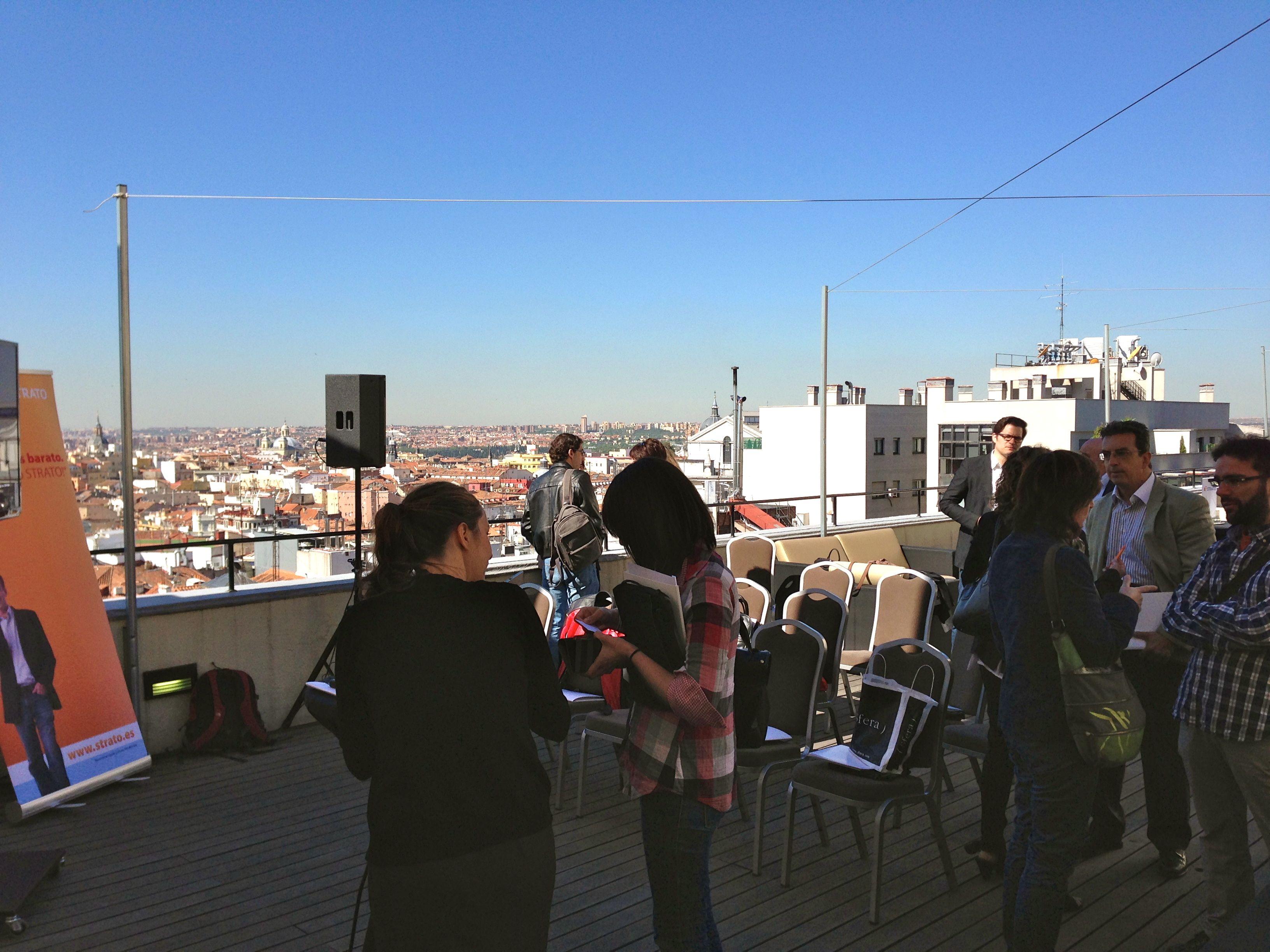 STRATO celebra su 7º aniversario en España