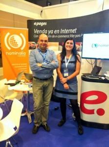 Nominalia epages presentan solución Tiendas Online