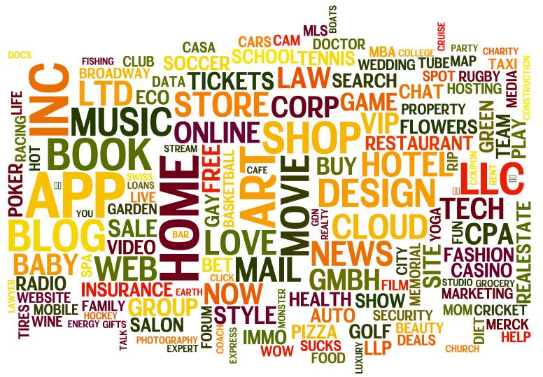 Nuevos dominios internet gTLDs