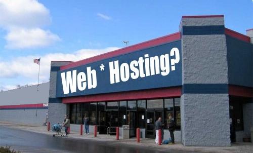 Distribución productos Hosting
