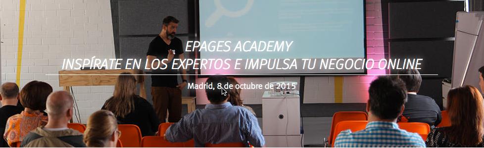 ePages Academy Madrid - Formación Comercio Electrónico