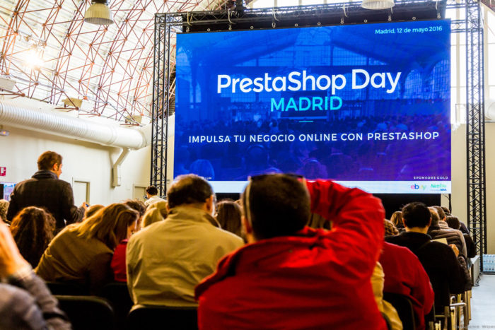 PrestaShop Days Madrid - Tiendas Online